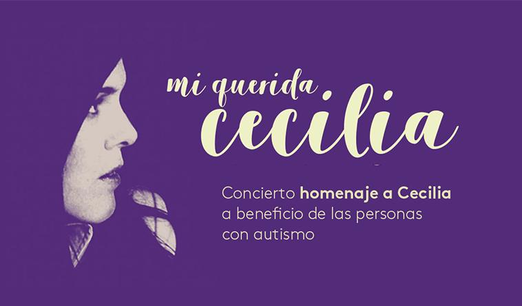 """""""Mi Querida Cecilia"""", 30 artistas rinden homenaje a Cecilia"""