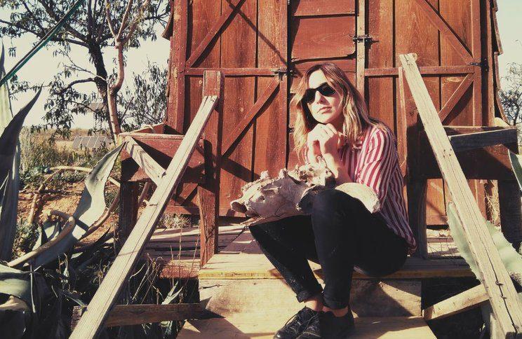Colabora en el segundo disco de Nadia Álvarez