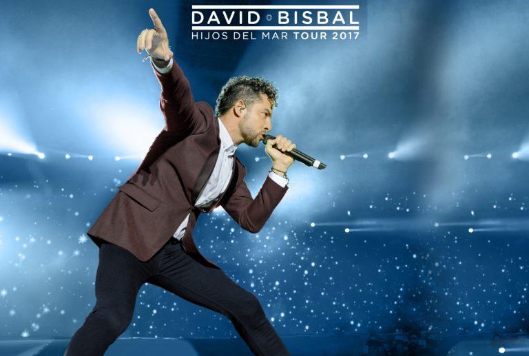 David Bisbalcierra la primera parte de su gira Latinoamericana