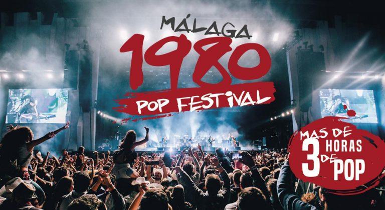 El 1980 Pop Festival llega a Málaga