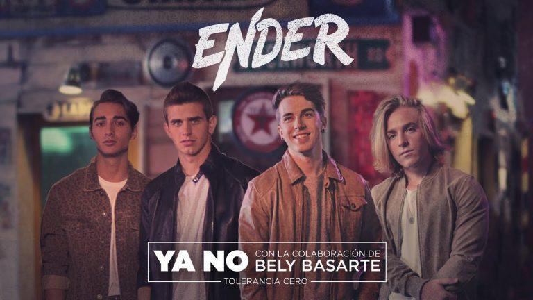 """Ender pone música a la nueva campaña """"Tolerancia Cero"""""""