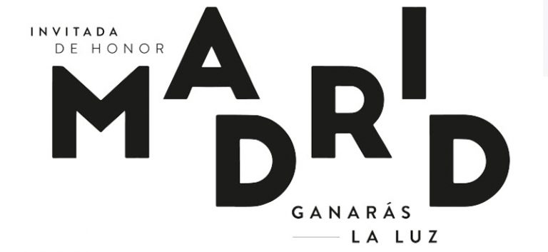 Madrid,Invitada de Honor enla Feria del Libro de Guadalajara