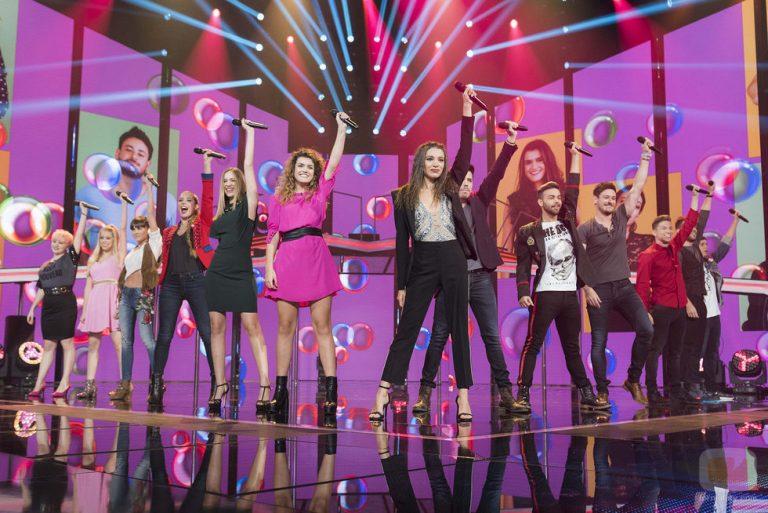 El representante de Eurovisión saldrá de OT 2017