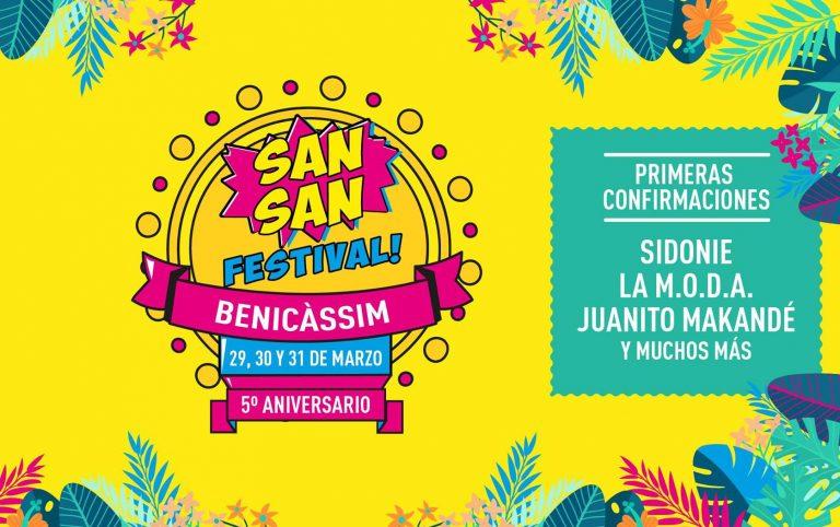 Llega Sansan Festival 2018, el primer gran festival de la temporada