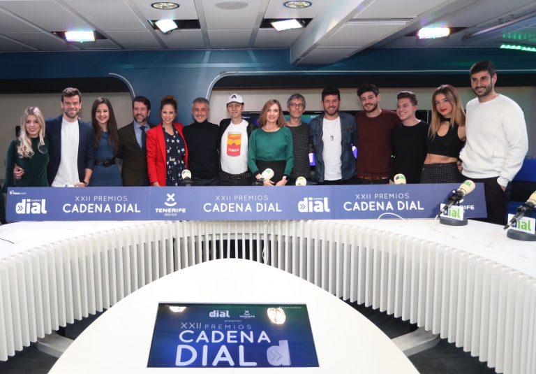 Presentación de los XXII Premios Cadena Dial