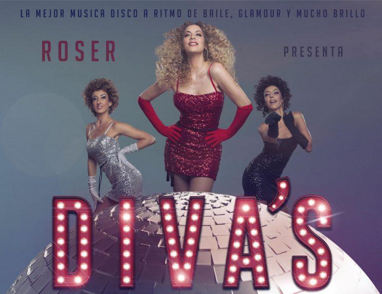 """Llega el nuevo espectáculo de Roser: """"Divas Disco"""""""