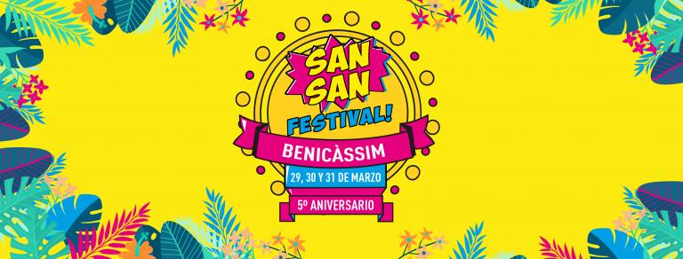 Sansan Festival 2018 desvela el cartel definitivo de su 5ª edición