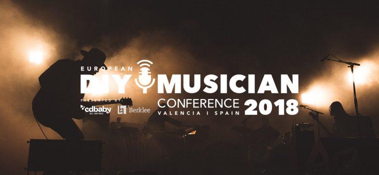 """Llega por primera vez a Europala """"DIY Musician Conference"""""""
