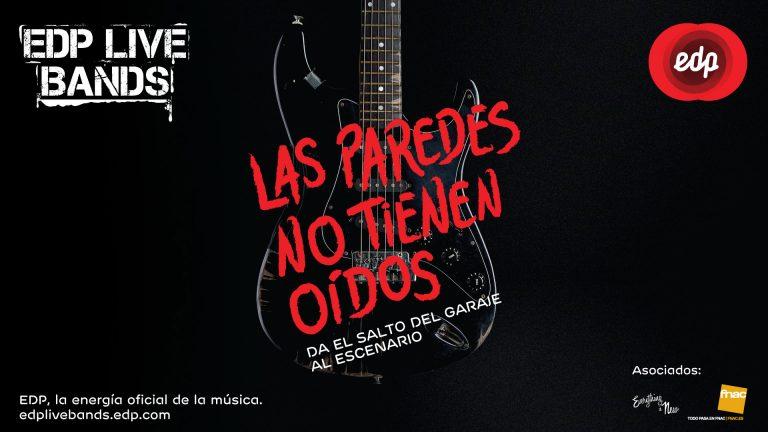 Llega a España el concurso EDP Live Bands