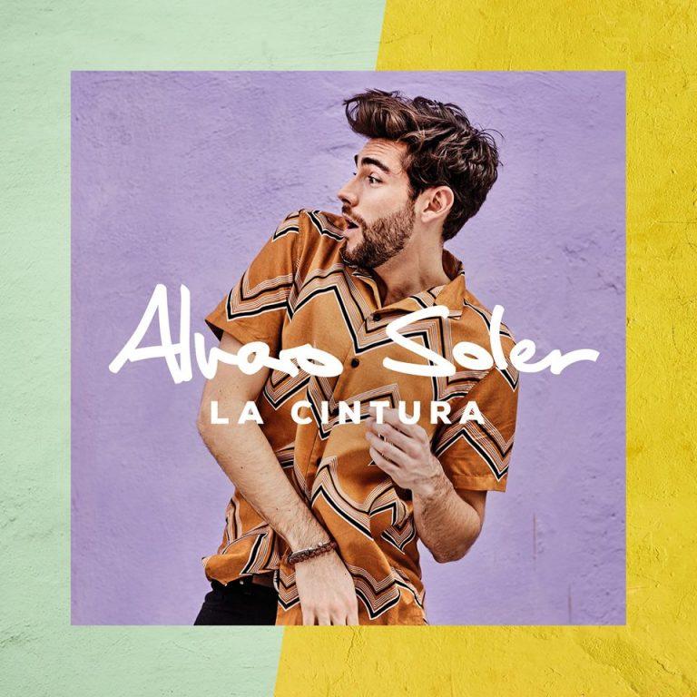 """Álvaro Soler anuncia su nuevo single, """"La Cintura"""""""
