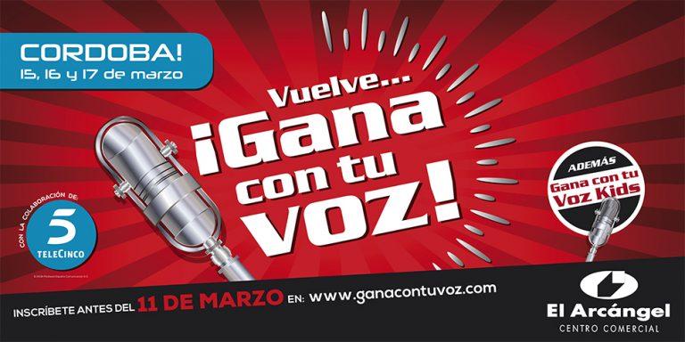 ¿Quieres participar en el programa La Voz?