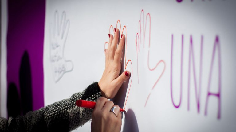 Movimiento Sin Piedad, artistas contra la violencia de género