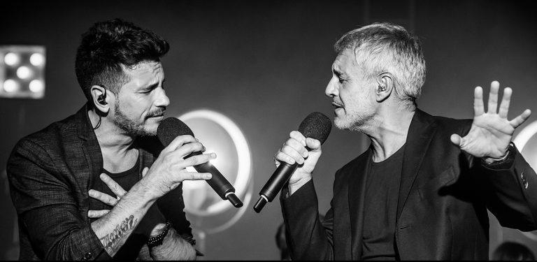"""David DeMaría y Sergio Dalma, juntos en """"Precisamente Ahora"""""""