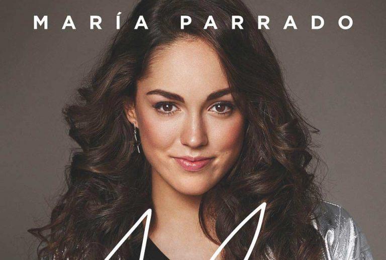 """María Parrado despliega sus """"alas"""""""