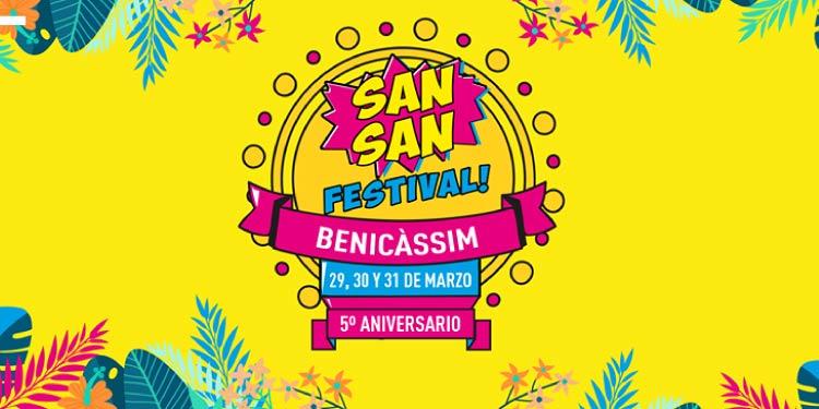 Conoce los horarios de SanSan Festival 2018