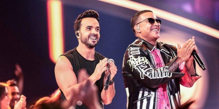 """""""Despacito"""" arrasa en losPremios Billboard de la Música Latina"""