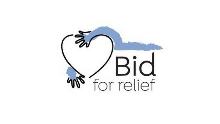 """""""Bid for Relief"""", artistasrecaudan para los afectados por catástrofes"""