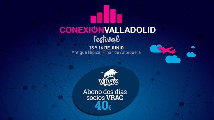 Conexión Valladolid,el primer festival al aire libre de Valladolid
