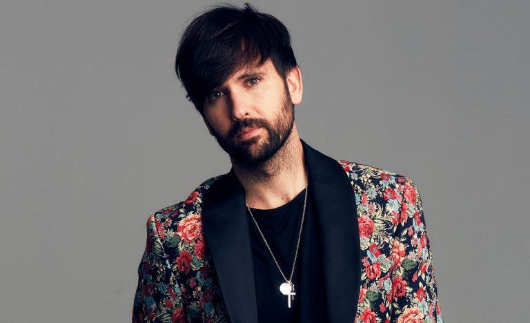 "David Otero estrena su nuevo single, ""Gira"""