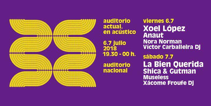ElAuditorio Nacionalde Música abre sus puertas a nuevos sonidos
