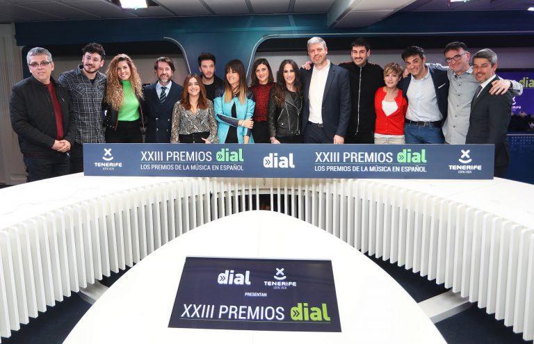 Conoce a los ganadores de los XXIII Premios Cadena Dial