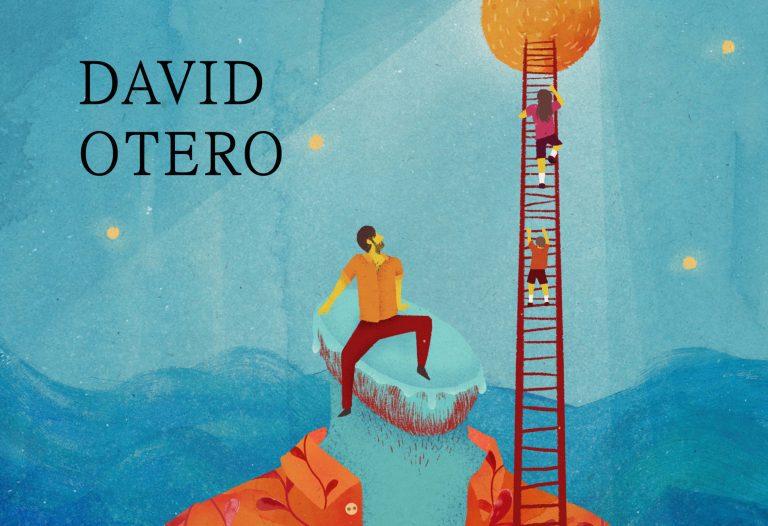 "David Otero publica su primer libro, ""Precipicio al Mar"""