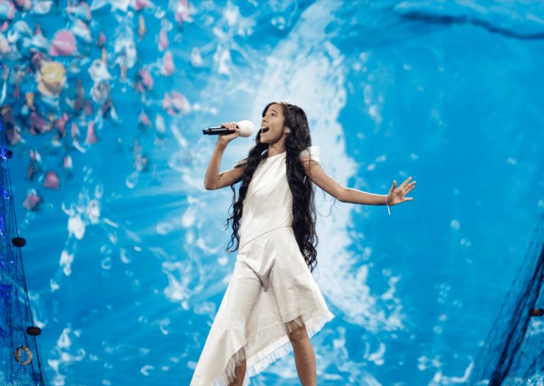 España sí triunfa en la versión junior de Eurovisión