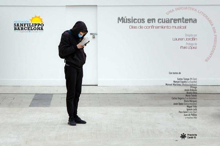 """""""Músicos en cuarentena"""": Artistas contra el Síndrome de Sanfilippo"""