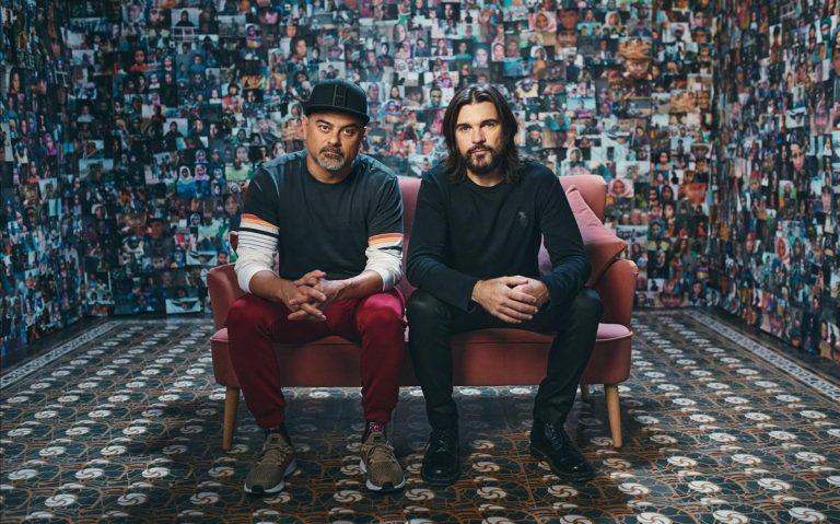 Juanes y Nach alzan la voz a favor de los refugiados